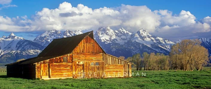 111 Mormon Row Cabin, Grand Teton National Park