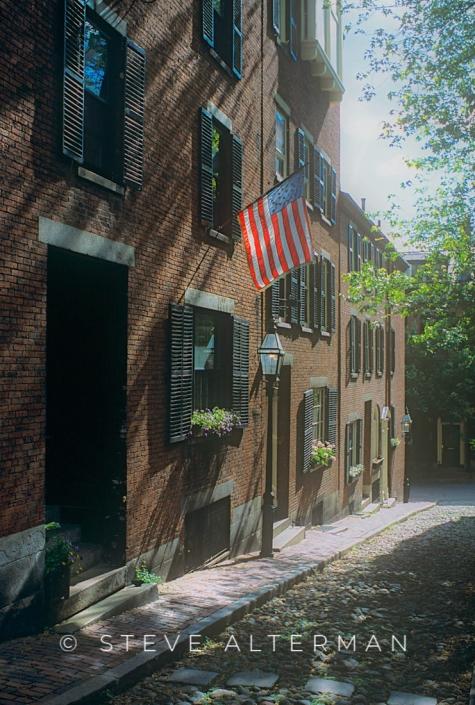 12 Acorn Street, Beacon Hill, Boston