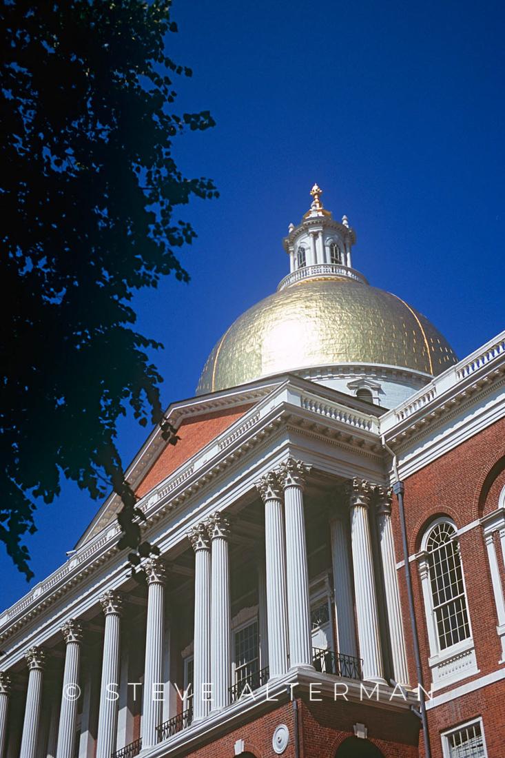 13 Massachusetts State House, Boston