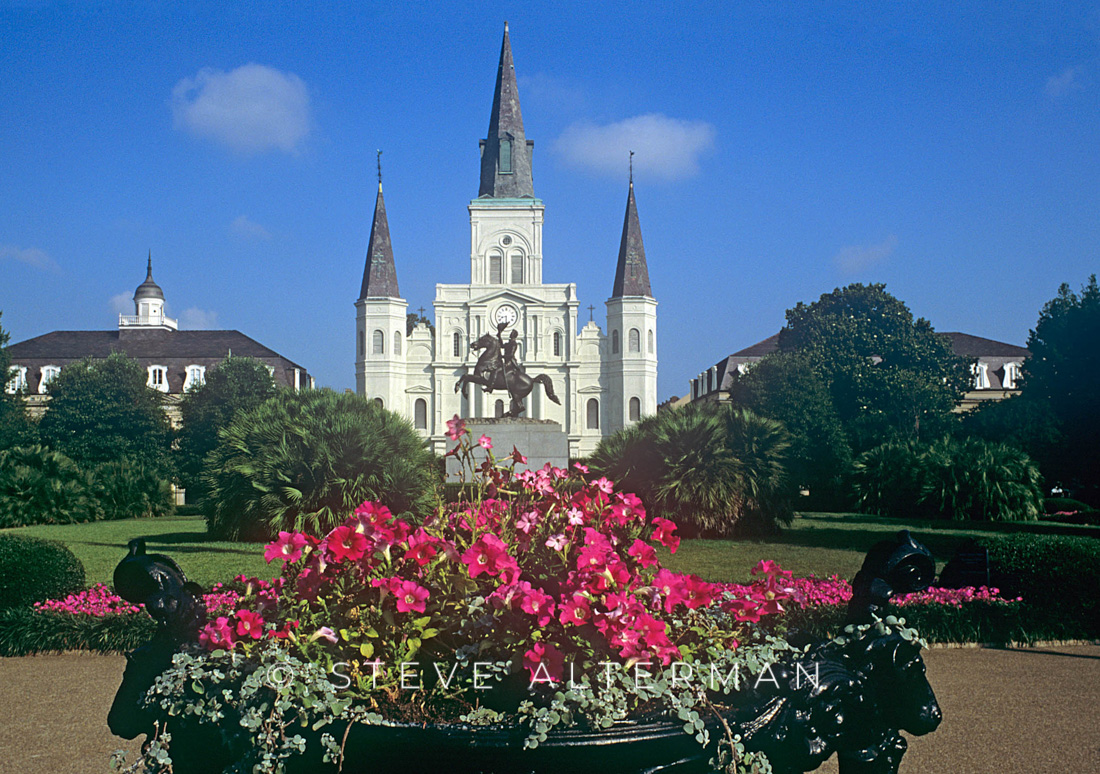 18 Jackson Square, New Orleans