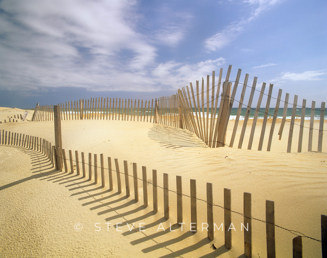 218 Sand Fencing, South Nags Head
