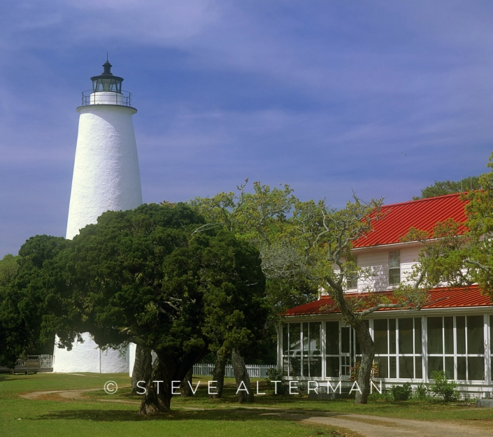 235 Ocracoke Lighthouse and Keepers House