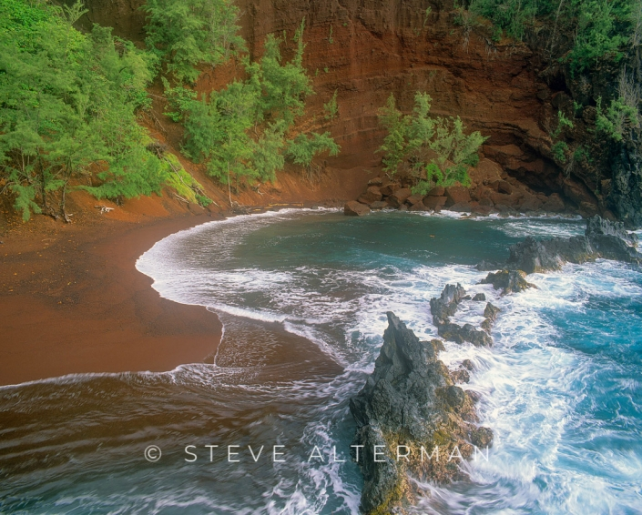 304 Red Sand Beach, Hana, Maui