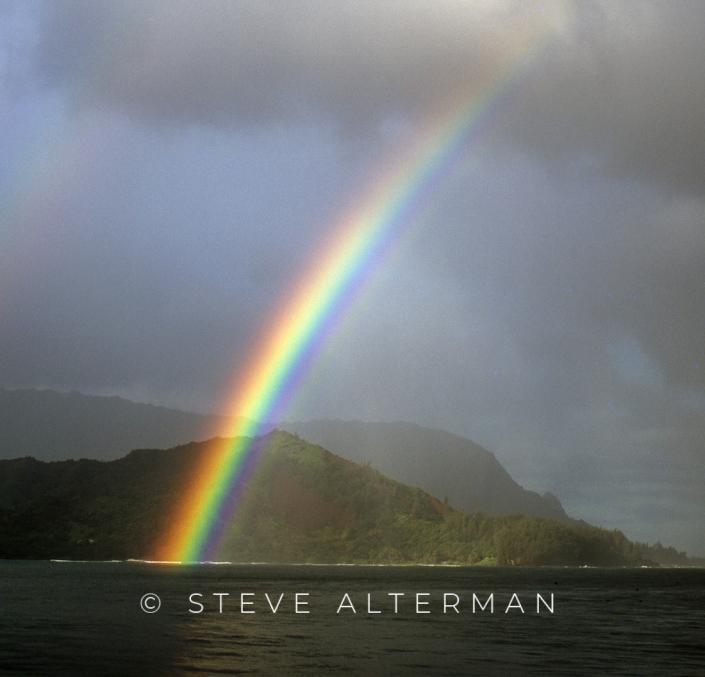 315 Hanalei Bay Rainbow, Kauai