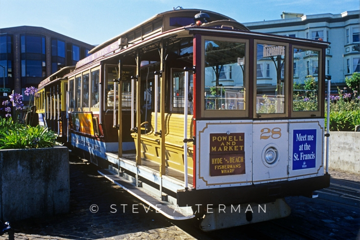 31 Cable Car, San Francisco
