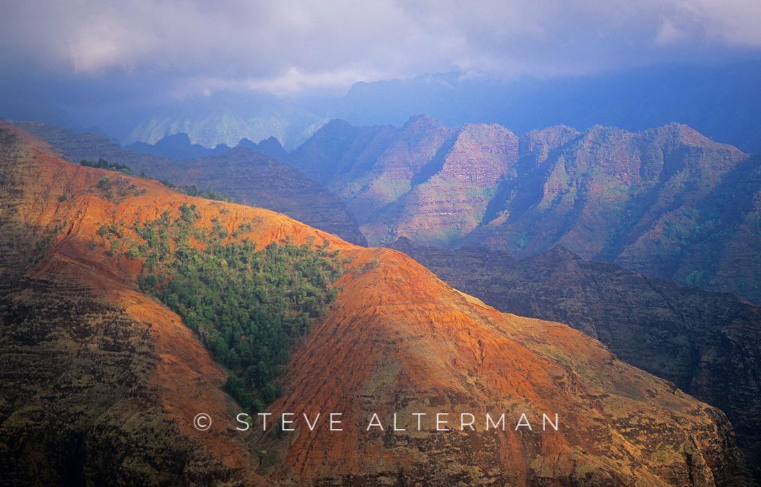 330 Clearing Storm, Waimea Canyon, Kauai