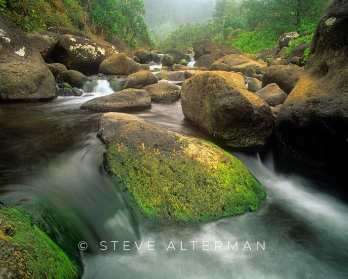 333 Hanakapiae Stream, Na Pali Coast, Kauai