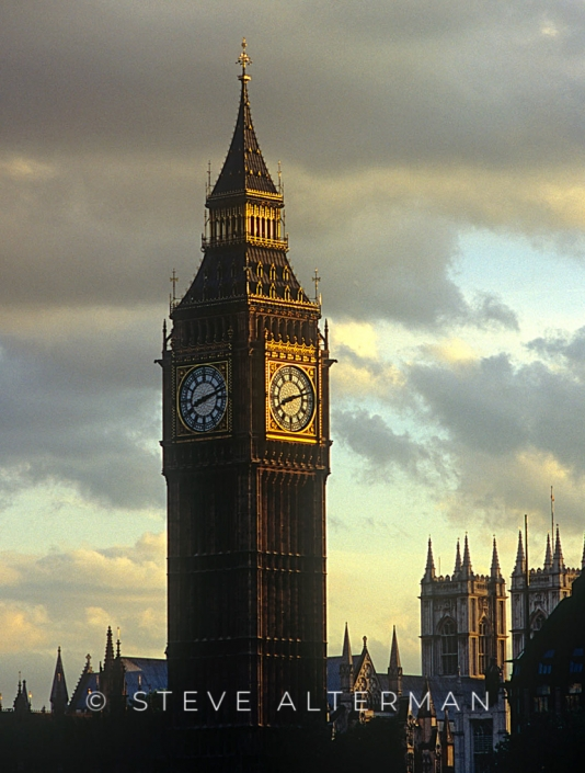 39 Big Ben at Sunset, London