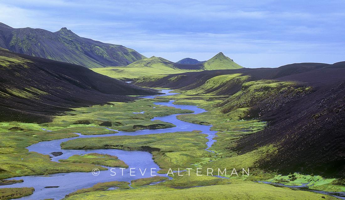 414 Fjallabak Nature Reserve