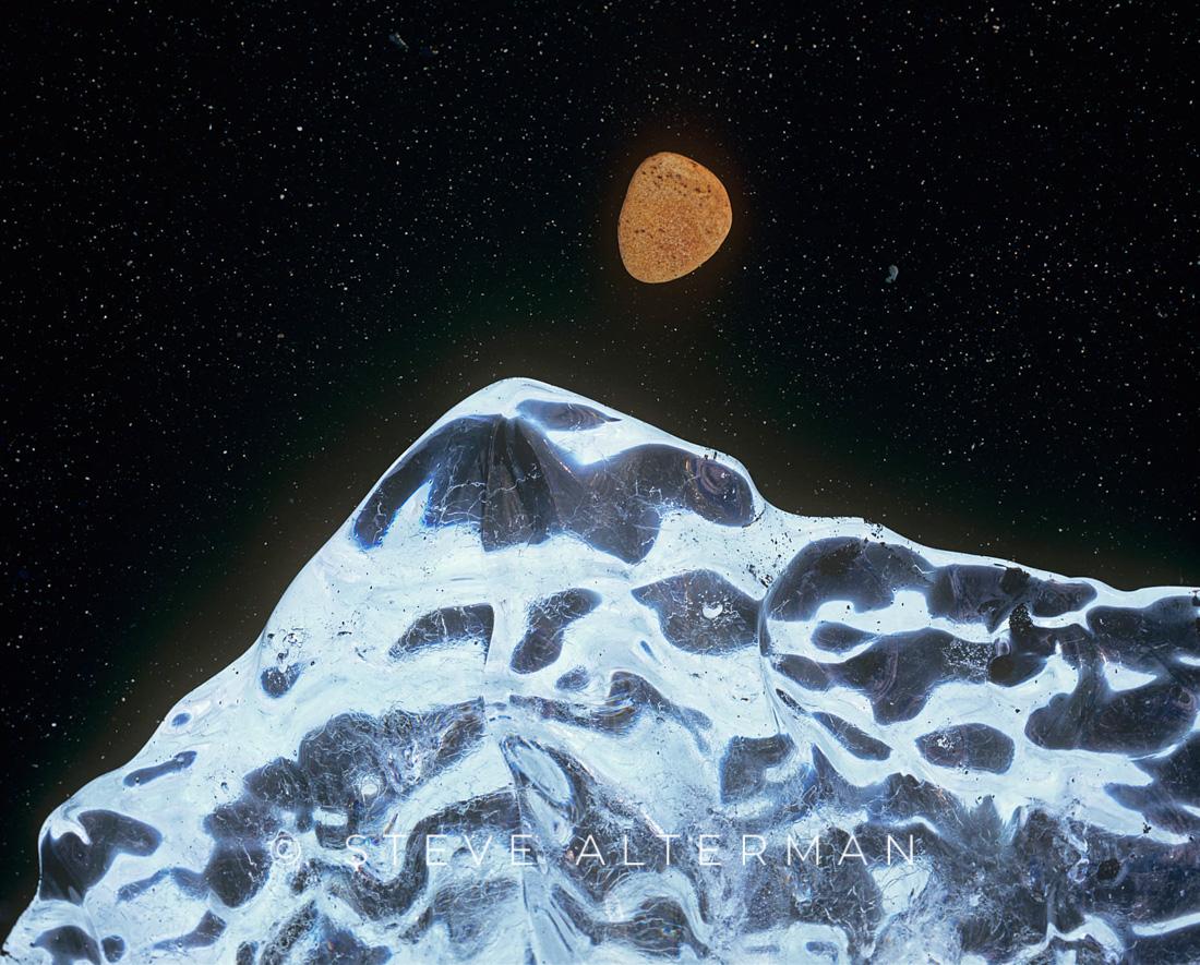 433 Tip of the Iceberg, Breidamerkursandur