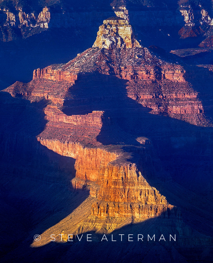 506 Late Afternoon at the South Rim, Grand Canyon National Park