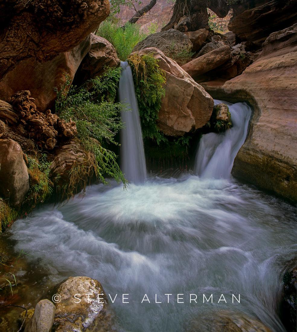509 Cascade on Deer Creek, Grand Canyon National Park