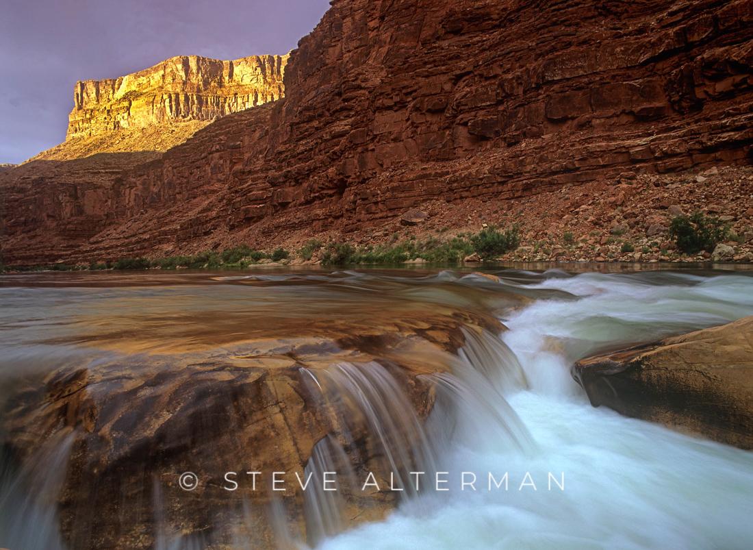 510 Colorado River at North Canyon, Grand Canyon National Park