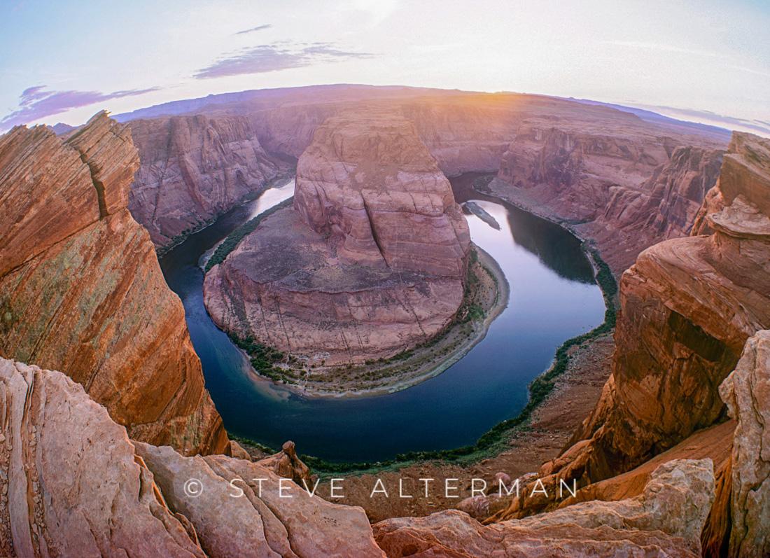 519 Horseshoe Bend of the Colorado River, Page, Arizona
