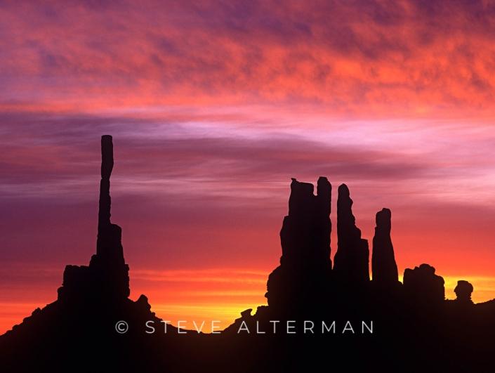 533 Sunrise, Monument Valley Navajo Tribal Park