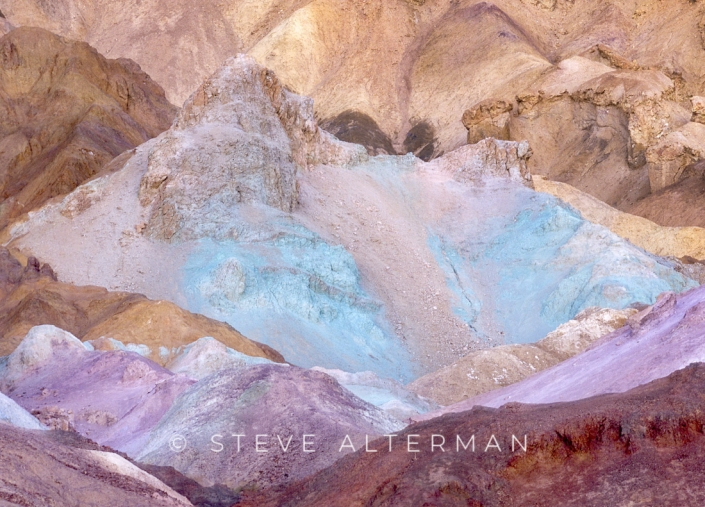 602 Artists Palette, Death Valley National Park