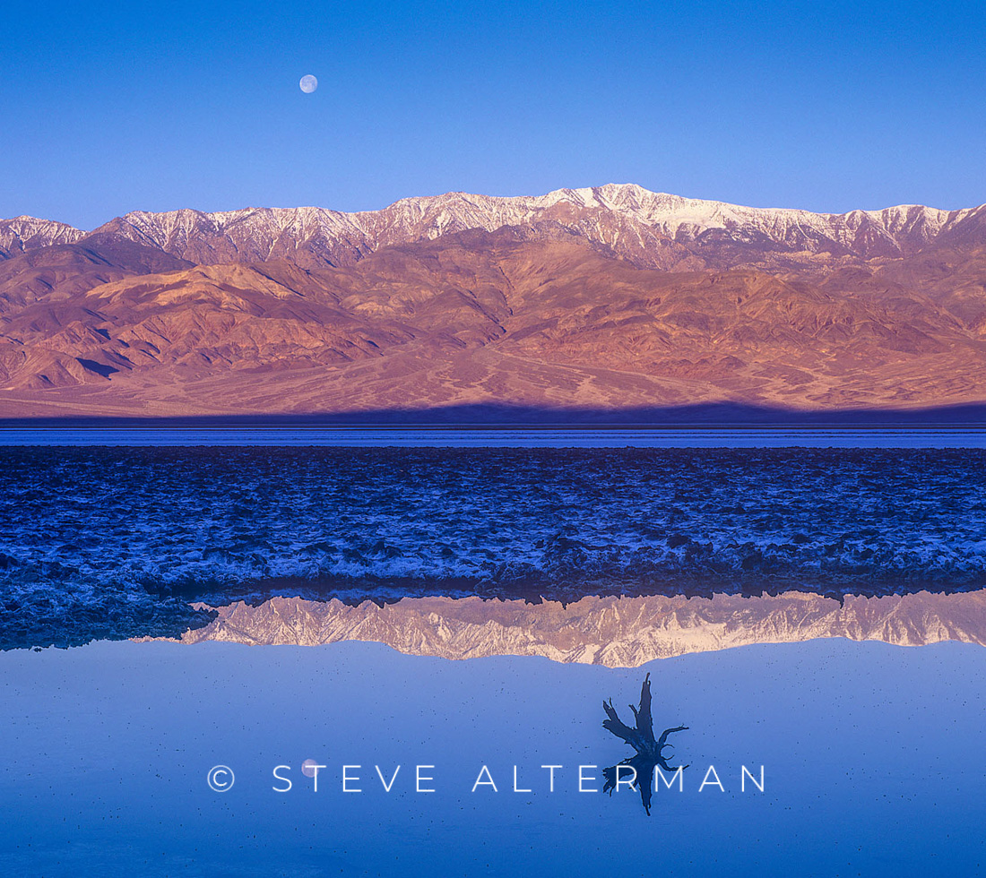 607 Badwater Morning, Death Valley National Park