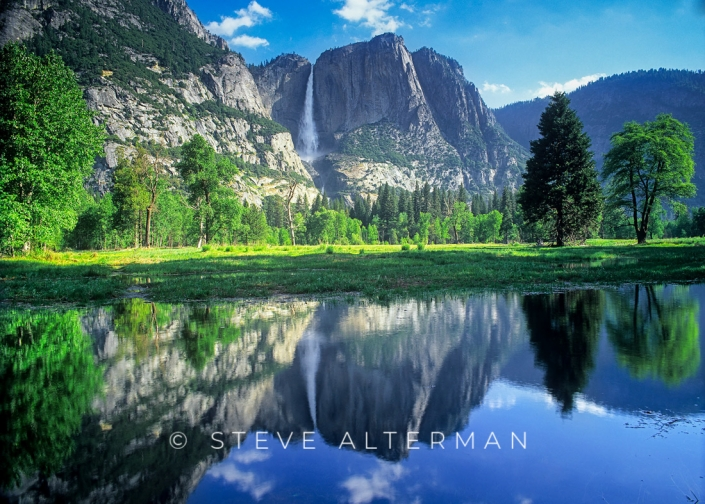 613 Yosemite Valley Reflection, Yosemite National Park