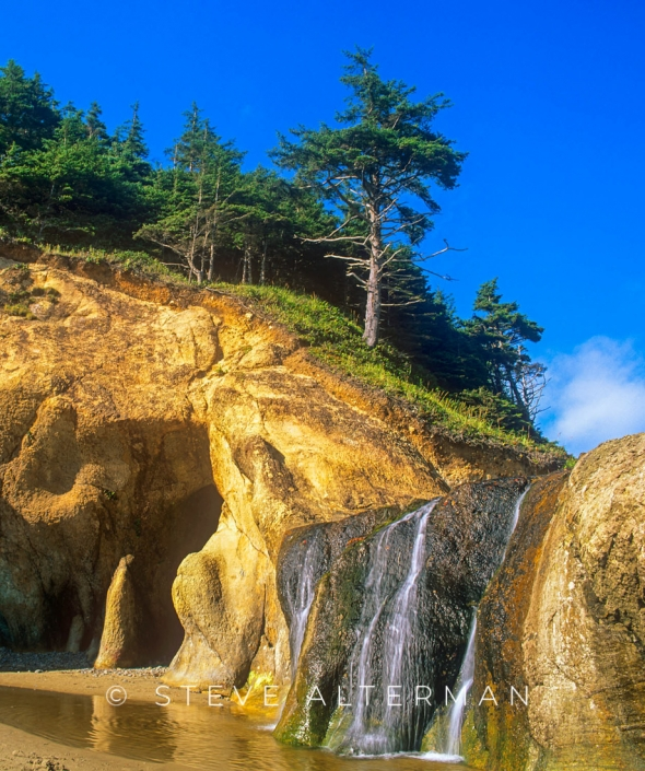 704 Hug Point State Park, Oregon