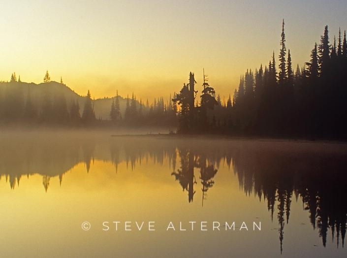 719 Reflection Lake, Mount Rainier National Park