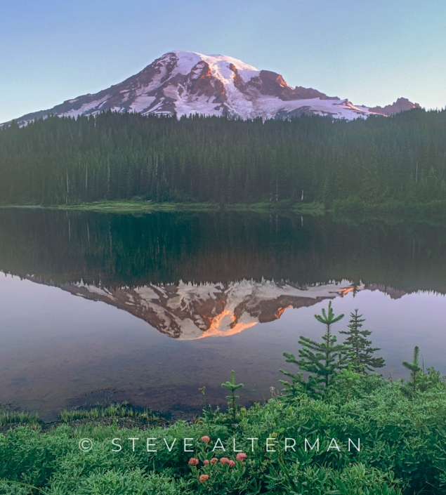 721 Reflection Lake, Mount Rainier National Park
