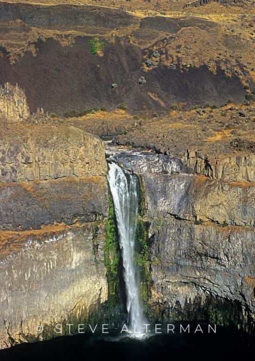 724 Palouse Falls, Eastern Washington