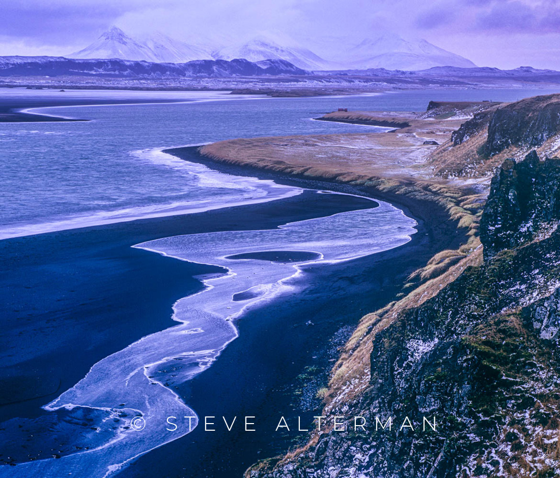 801 Autumn on the Vatnsnes Peninsula, Iceland