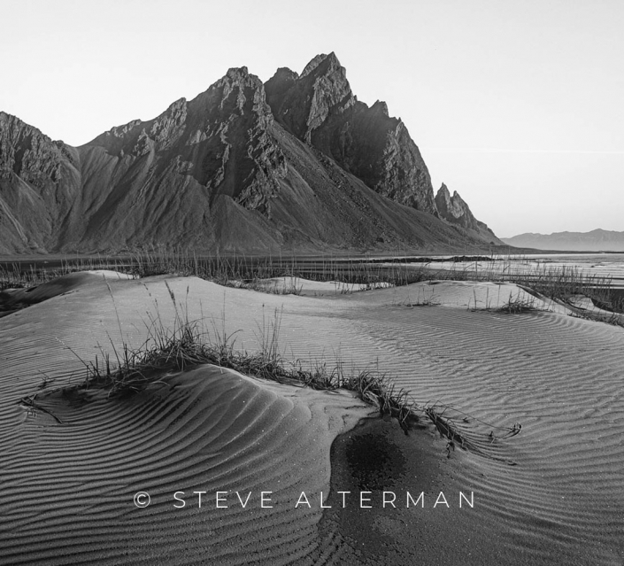 807 Vestrahorn, Iceland